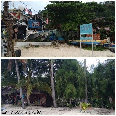 Coral Bay buceo chalets Perhentians